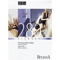 BELSANA glamour 280den AT norm.S schw.m.Sp. 1 St preisvergleich bei billige-tabletten.eu