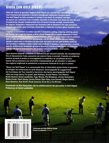 Zoom IMG-1 gioca con golf digest
