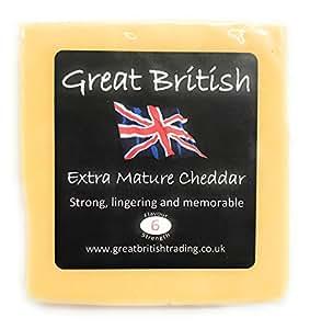 Great British Cheddar - EXTRA Mature 200g