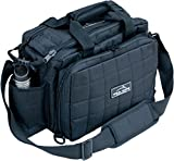 Wild Hare Shooting Gear Deluxe Tournament Bag, Black