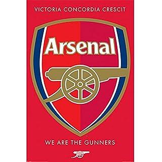 Official Licensed Arsenal F.C - Poster (Crest #36)