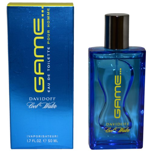 DAVIDOFF COOL WATER GAME POUR HOMME 50ML VAPO,