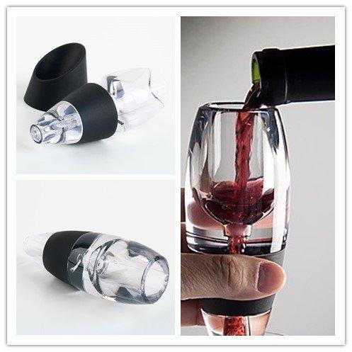 Oxigenador decantador escanciador de vino pertecto metodo de servir, catar y airear vino de OPEN BUY