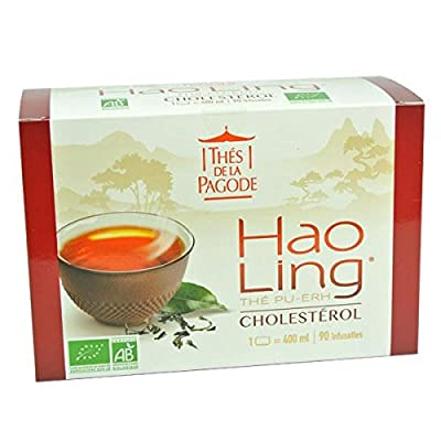 Thé Hao Ling Bio - 90 infusettes