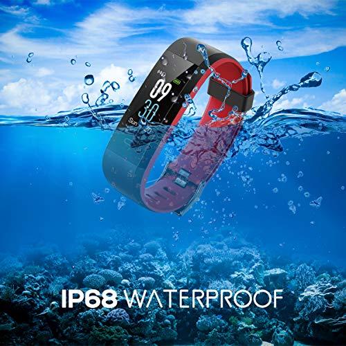 Zoom IMG-1 chereeki orologio fitness tracker braccialetto