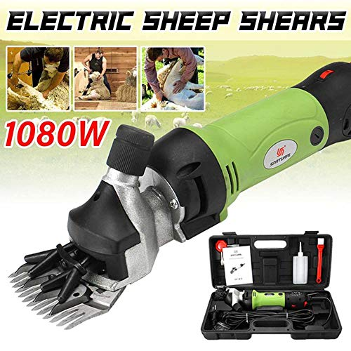 HONGHUIYU 1080W 220V électrique Cisaillement Tondeuse...