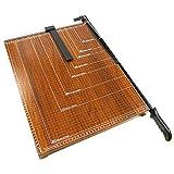 PrimeMatik - Cizalla de Palanca para Cortar Papel B3 (53x40cm)