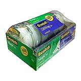 Scotch Magic Tape 3rouleaux papier cadeau et ruban adhésif Lot de 3Rolles