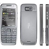 نوكيا E52 سمارت فون العلامة التجارية الجديدة لون فضي عربي/لوحة مفاتيح إنجليزية