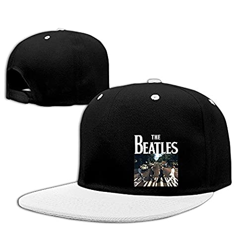 Trithaer Custom Adult The Beatles Band Adjustable Hip Hop Hat & Cap