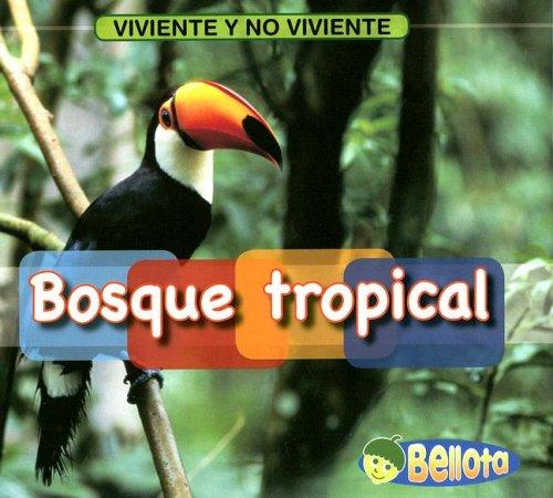 Bosque Tropical (Viviente Y No Viviente/ Living and Nonliving) por Cassie Mayer