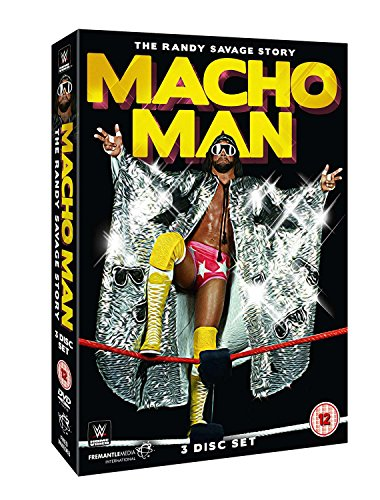 WWE: Macho Man - The Randy Savage Story [DVD] [UK Import]