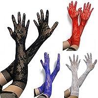 SED Europa und die Vereinigten Staaten HEI?e Liebe Zubeh?r Langarm-Handschuhe Mesh-Handschuhe Ritual Handschuhe Jacquard-Handschuhe Weiblich