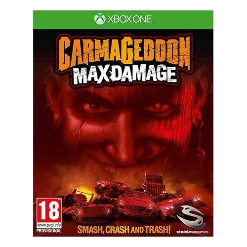 Carmageddon Max Damage - Xbox One