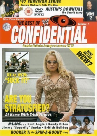 Wwe - Best of Confidential Vol. 1 [Import anglais]