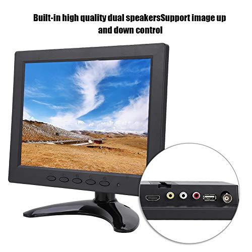 Pantalla LCD IPS 8 Pulgadas 1024x768 Ángulo Visual: