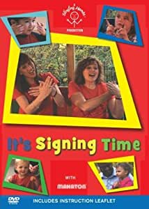 It's Signing Time [DVD]