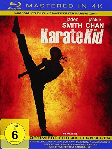 Karate Kid  (2010) 4K Mastered [Blu-ray]