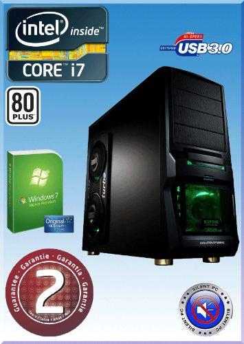 PC, AMD Athlon X4880K 4x 4,00GHz, GeForce GTX 1050Ti 4GB, 8GB RAM, 1TB HDD, Windows 10Pro, Card Reader, EAN: 4260219652261 WIN7 Home Premium 64BIT completa installa ()
