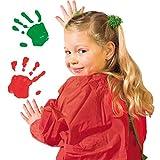 SES Creative 24926 Creative 24926-ECO Fingerfarbe Vier Farben Vergleich