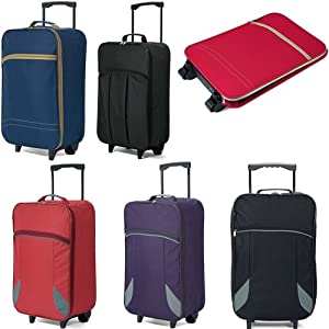 Foldable Cabin Bag Wheeled Hand luggage onboard suitcase
