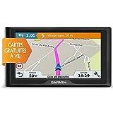 Garmin DriveSmart 50LMT - GPS Auto - 5 pouces - Cartes Europe  -  Cartes, Trafic, Zones de Danger gratuits à vie