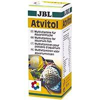 JBL Atvitol 20300 Multivitamin für Aquarienfische, Tropfen 50 ml