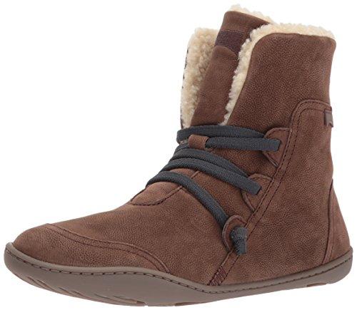 CAMPER Damen Peu Cami Stiefel, Braun (Medium Brown), 39 EU (Stiefel Camper Schuhe)