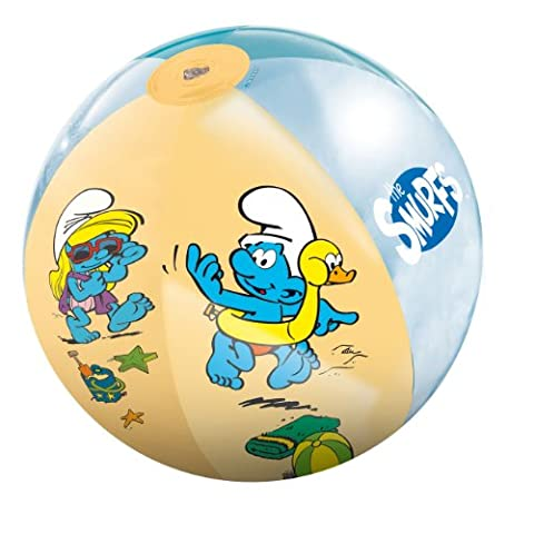 Beach ball SCHTROUMPF