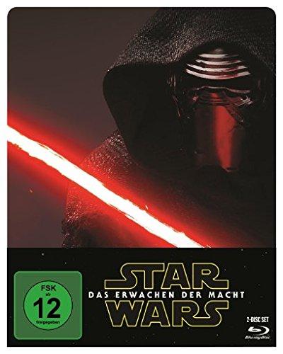 Bild von Star Wars: Das Erwachen der Macht - Limited Edition Steelbook + Bonusdisc [Blu-ray]