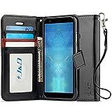 J&D Case Compatible for ZenFone Max Plus Case, [Wallet