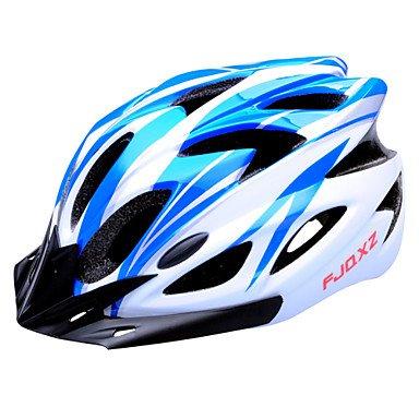 FJQXZ? Damen/Herren Bike-Helm 16Vents/Mountain Fahrrad/Rennrad/Freizeit Radfahren/Wandern/Winter 272 Cam