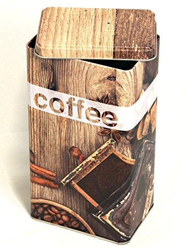 kaffee-coffee-pulver-dose-kaffeepulverdose-kaffeebohnen-dose-aufbewahrungsdose-kuchendose-pulver-dos