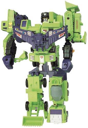 Transformers Encore 20 Constructicons Devastator figura de acción