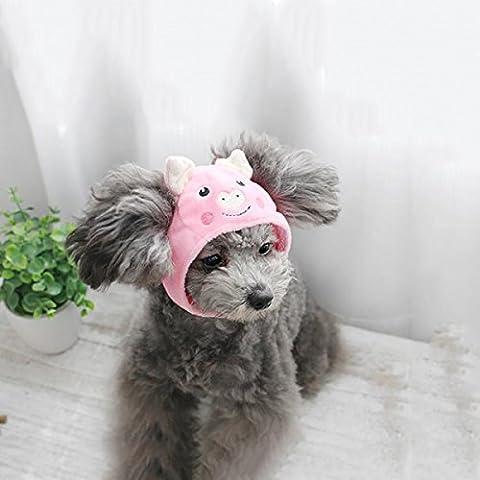 LDFN Animaux Mode Loisirs Bonnet De Chat Le Pansement De Bouchon Bouchons Pour Animaux De Compagnie Taille Multi-couleurs Un Paquet De 1,C-S