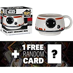 POP! Home: Star Wars: BB-8 + 1 una tarjeta de Star Wars