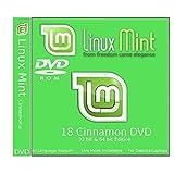 Linux Mint 18 Sarah Cinnamon 32 & 64 bit...