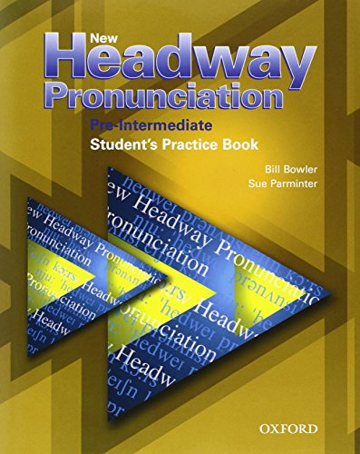 New headway preint pronunc book: Student's Book Pre-intermediate lev
