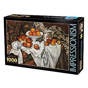 D-Toys Puzzle 1000Pcs, 66961IM04, Uni