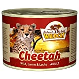 Warnicks Tierfutterservice Wildcat Cheetah 6x200g