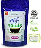 First Solids Natural Homemade and Organic Millets Porridge Mix Baby Food (9-24 Months)