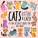 Best Books For 5 Year Old Girls - Cats, Kittens and Cats!: A Fun Activity Book Review