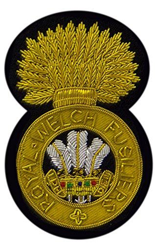 royal-welch-fusiliers-regimental-blazer-badge