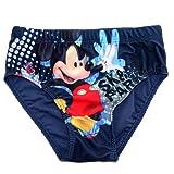 Mickey Souris de bain bleu