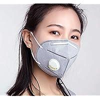 JIFENG Anti - Niebla y neblina Polvo respirador para Evitar Polvo Industrial de ser Transpirable,20 DE Esponja.