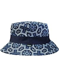 173c6192123 Crooks   Castles Venetian Reversible Woven Bucket Hat True Navy