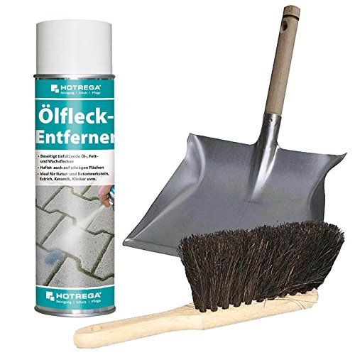 hotrega-lfleck-entferner-500-ml-set-handbesen-28-cm-kehrschaufel-23-cm