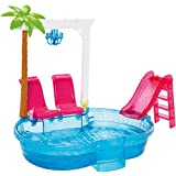 Barbie - Piscina glamurosa
