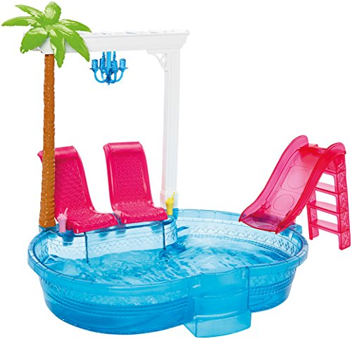 Barbie - DGW22 - Piscine glamour