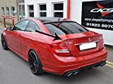 Other AMG Coupe Boot Trunk Lid Spoiler Gloss Black BZ05-C20408-S